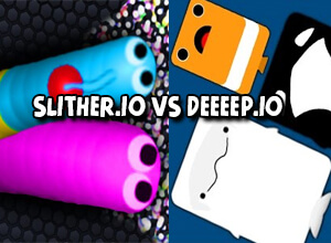 Photo of Slither.io Vs Deeeep.io