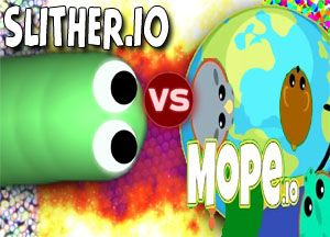 Photo of Slither.io Vs Mope.io