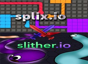 Photo of Slither.io Vs Splix.io