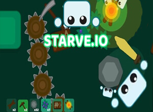 Photo of Starve.io Controls