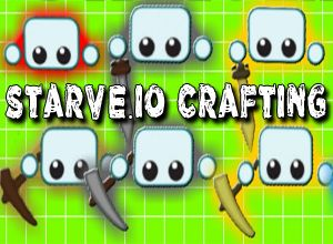 Photo of Starve.io Crafting And Fundamentals