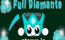 Starve.io Diamond Helmet