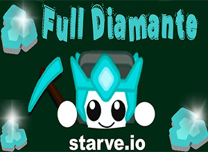 Photo of Starve.io Diamond Helmet