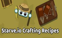 Details About Starve.io Recipes
