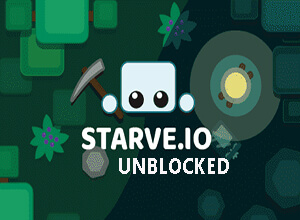 Photo of Playing Starve.io Unblocked Game