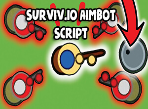 Photo of Surviv.io Aimbot Script