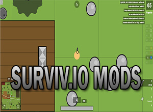 Photo of Surviv.io Mods (Scope and Laser)