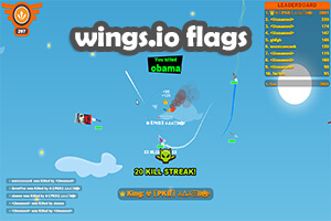 Photo of Start To Use Wings.io Flags