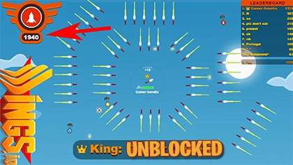 Wings io Unblocked - Slither io Game Guide