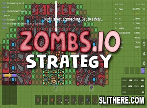 zombs.io strategy